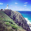 Byron Bay Lighthouse by NinaJoan