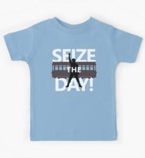 Seize The Day! Kids T-Shirt
