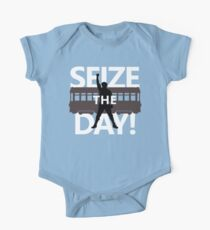 Seize The Day! Baby Body Kurzarm