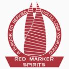 Red Marker Spirits by EggDough