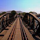 bridge over river kwai by fazza