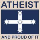 Atheist Australian Eureka flag by Owen65