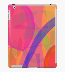 Purple Rainbow iPad Case/Skin
