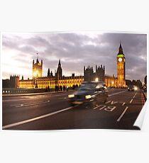 London cab 2 Poster