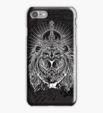 Lion Of Judah iPhone Case/Skin