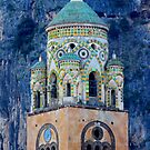 Bell Tower - Amalfi - Italy by Samantha Higgs