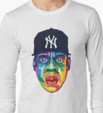 Jay-Z Long Sleeve T-Shirt