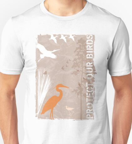 Protect our birds T-Shirt