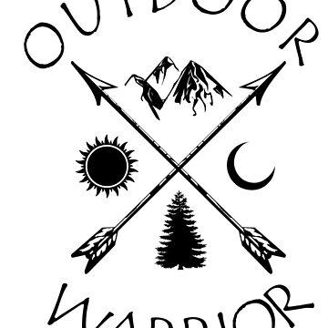 Outdoor Warrior by SwazzleSwazz
