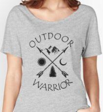 Outdoor Warrior Women's Relaxed Fit T-Shirt