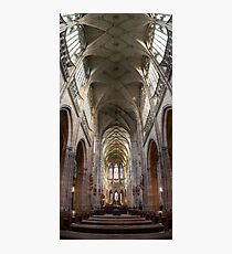 St. Vitus Cathedral Photographic Print