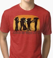 Cinco de Mayo 2013 Tri-blend T-Shirt