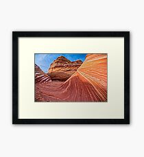 The Wave 23 Framed Print