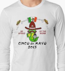 Cinco de Mayo 2013 Long Sleeve T-Shirt