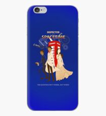Inspector Spacetime II iPhone Case