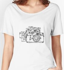 Leica M3 to the Eighth Women's Relaxed Fit T-Shirt