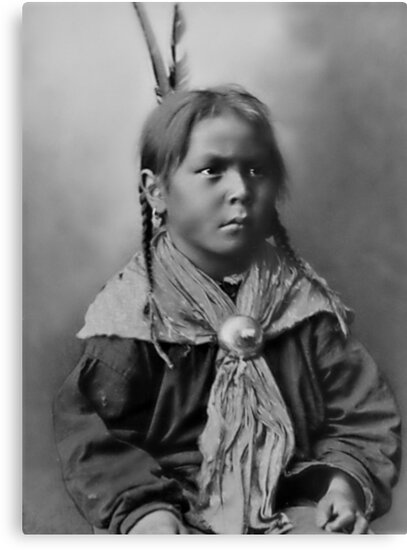 """Cheyenne Youth"" by Gail Jones"