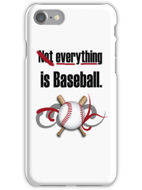 Not Everything Is Baseball by kittenofdeath