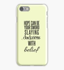 Sanctuary by Paradise Fears iPhone Case iPhone Case/Skin