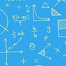 Math formulae (blue) by funmaths