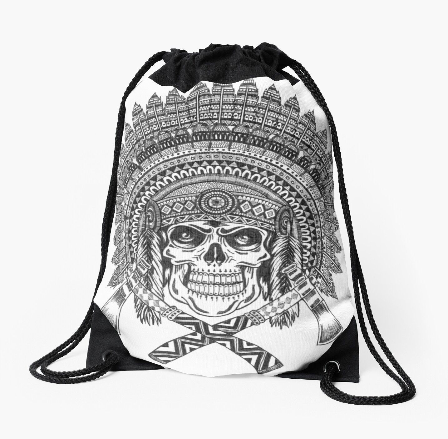 Chief Skull by Rashmi's Art Shop