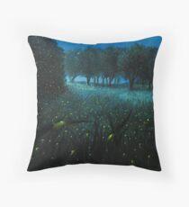 Ember of Life Throw Pillow