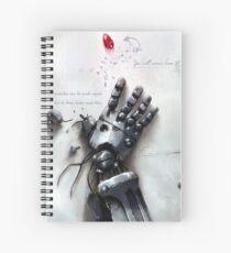 Fullmetal Alchemist - The Philosopher's Stone Spiral Notebook