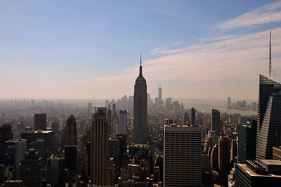 New York state of mind (color) by Naina91