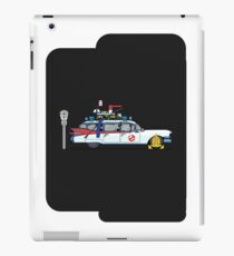 Ghostbusters Cadillac Wheel Clamp  iPad Case/Skin