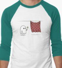 Friendly Ghost Baseballshirt für Männer
