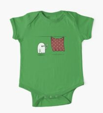 Friendly Ghost One Piece - Short Sleeve