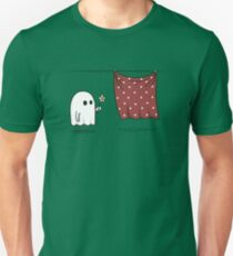 Friendly Ghost Unisex T-Shirt