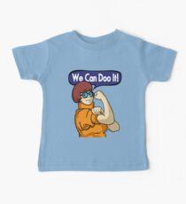 We Can Doo It! Baby Tee