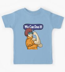 We Can Doo It! Kids Tee