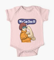 We Can Doo It! One Piece - Short Sleeve