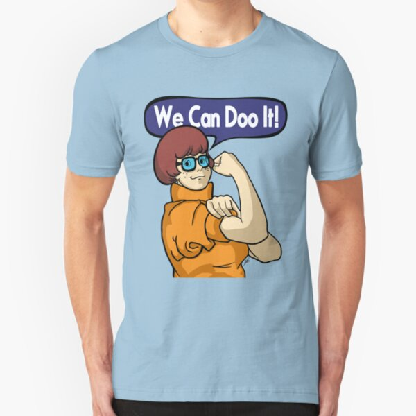 We Can Doo It! Slim Fit T-Shirt