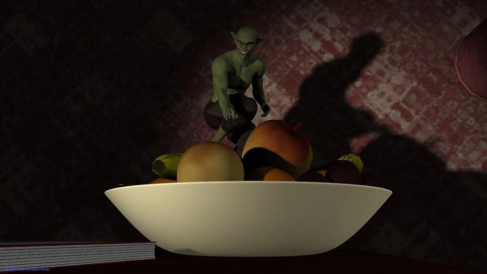 Fruit Bowl by Stephen Burke
