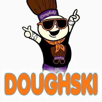 Dough-ski by EricCormier