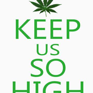 Keep US so high by artofdesign21
