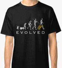 Tuba Evolution Classic T-Shirt