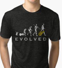 Tuba Evolution Tri-blend T-Shirt