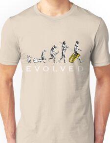 Tuba Evolution Unisex T-Shirt