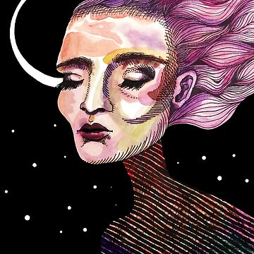 Moonlight Mystic by Art-trainer