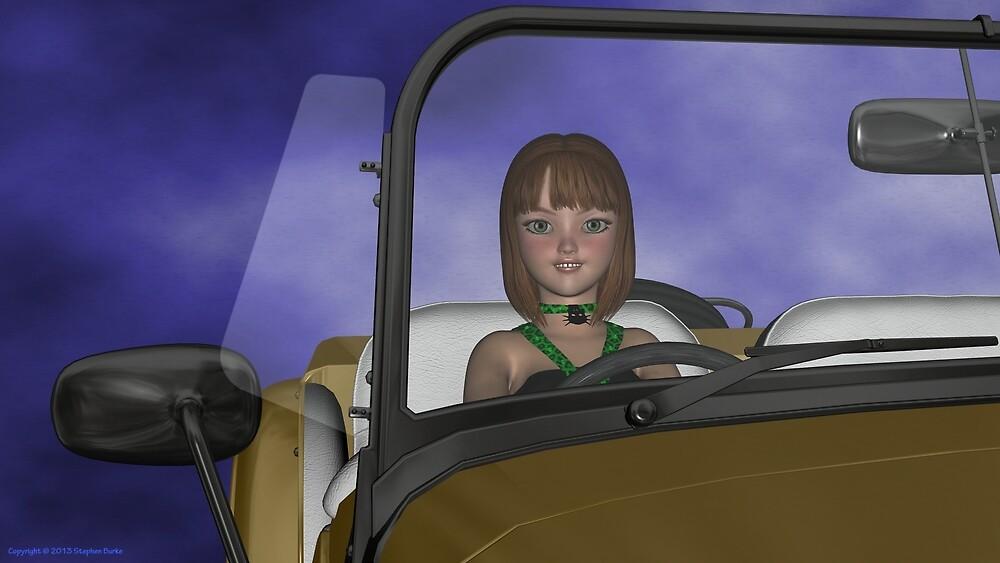 Viridia Driving by Stephen Burke