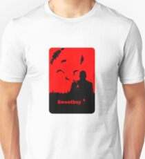 Sweetboy T Shirt black and red print T-Shirt