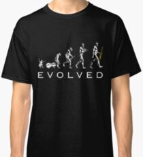 Trombone Evolution Classic T-Shirt