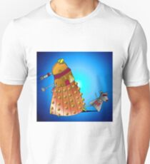 K9 vs Dalek T-Shirt