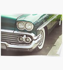 chevy biscayne - 1 Poster