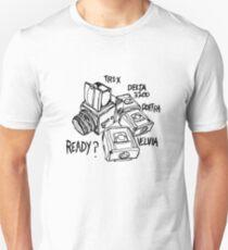 Ready? T-Shirt