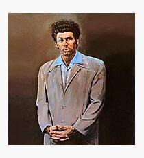 Kramer painting Photographic Print